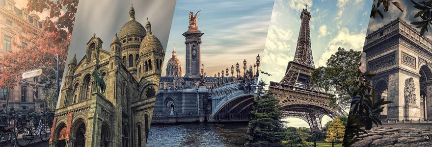Les belles villes de France
