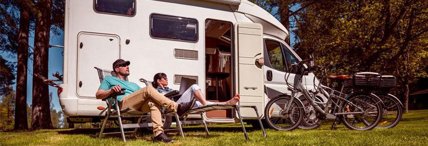 camping-cars à Orgères