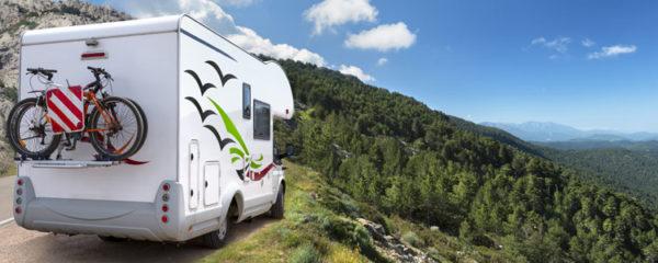 Road-trip en camping-car
