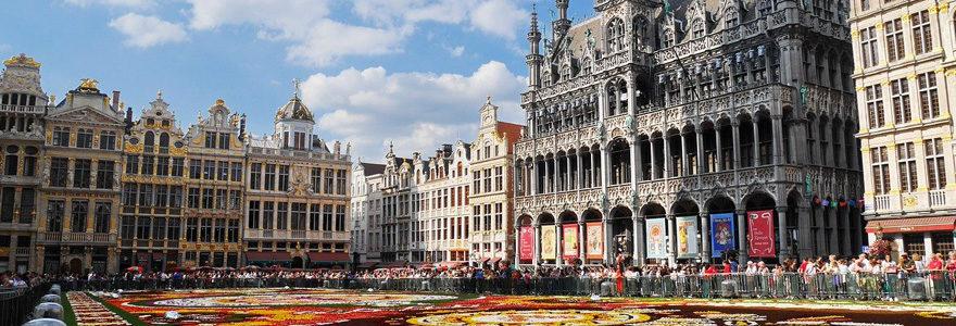 Un Week-end pour visiter Bruxelles